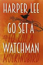 Go Set a Watchman, Very Good Condition Book, Lee, Harper, ISBN 9781785150296
