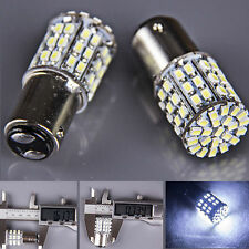 2X White 1157 BAY15D 2057 64 LED 1206 SMD Brake, Tailight, Turn signal, Bulbs