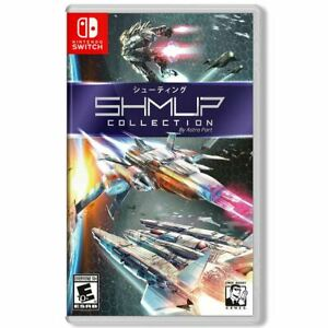 SHMUP Collection Anthology - Nintendo Switch [3 Games VGNY Soft Exclusive] NEW