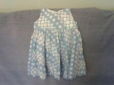 Polycotton Spotted Dresses (0-24 Months) for Girls