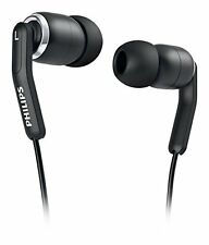 New PHILIPS SHE9700 series Canal type earphone black SHE9720BK from Japan