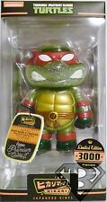 "CLEAR RAPHAEL Teenage Mutant Ninja Turtles Hikari Sofubi 6"" Vinyl Figure 2014"