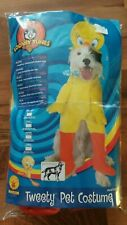 Rubies Looney Tunes Tweety Bird Pet Halloween Costume-Size Large (18-20 Inches)