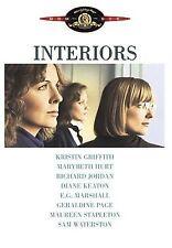 Interiors (DVD, 1978) WOODY ALLEN