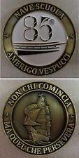 "Moneta/Coin NAVE SCUOLA ""A. VESPUCCI"" - 85° ANNIVERSARIO DEL VARO NAVE 1931-2016"