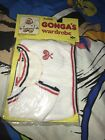 Outfit For RUSS Vintage BABY GONGA Gorilla Ape Set Point Tennis Top Sealed Pack