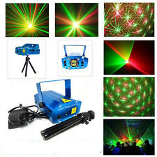 Mini Projektor Projector LED Laser Party Licht DJ Disco Club Stage Effekte