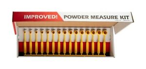 NEW LEE Improved Powder Measure Kit Powder Scoops Dipper Reloading Ammo - 90100