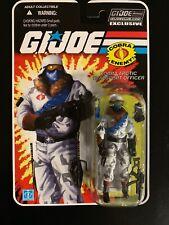 GI JOE FSS 7.0 02 Cobra Ice Viper Officer MISP