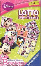 Ravensburger 23357 Disney Minnie Mouse LOTTO