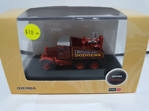 Oxford Diecast 76SP012 Scammell Pioneer T. Whitelegg and Sons Dodgems 1/76