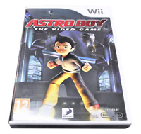 Astro Boy The Video Game Nintendo Wii PAL *Complete* Wii U Compatible