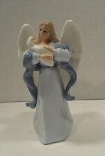 Hallmark Angel with Baby Candle Holder