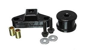 Energy 19.1102G Polyurethane Manual Trans for Subaru Shifter Bushing Kit (BLACK)