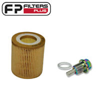 WCO161 Wesfil Oil Filter + MSP1415 Magnetic Sump Plug - Ranger & BT50 - R2720P