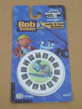 Brand New 2002 Fisher Price View Master 3D Collectible Reels Bob the Builder