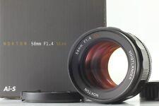 [TOP MINT in box] Voigtlander Nokton 58mm f1.4 SL II N For Nikon JAPAN