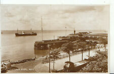 Yorkshire Postcard - Victoria Pier - Hull - Real Photograph - Ref 11382A