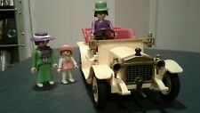 PLAYMOBIL VINTAGE VICTORIAN TOURING FAMILY CAR # 5620 AUTOMOBILE FAMILY MINT