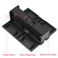 4-Port Charging Hub Dock 4-in-1 Battery Charger for DJI Mavic 2 Pro/Zoom