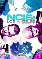 NCIS LOS ANGELES Complete Season 7 DVD Box Set Series N.C.I.S LA Seventh 7th NEW