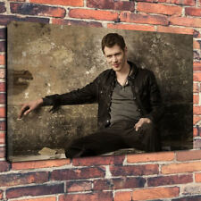"Klaus Mikaelson The Originals Vampire Diaries Printed Canvas A130""x20"" Deep 30mm"