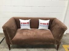 Chesterfield Fabric Double Sofas
