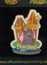 Disney Dlr Parade Of Dreams Fairy Godmother Glitter From Cinderella Le 2005 Pin