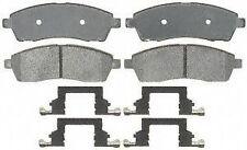 ACDelco 17D757MH Rear Semi Metallic Brake Pads