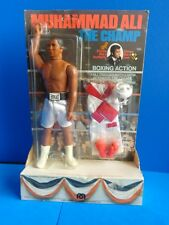 VINTAGE 1976 MOHAMMAD ALI MEGO ACTION FIGURE IN PKG