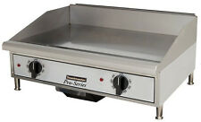 """Toastmaster Countertop 24"""" Thermostatic Control Electric Griddle - TMGE24"""