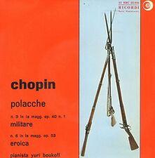 FRYDERIK CHOPIN - Polacca - Ricordi - 45 ERC 25-036 - Ita