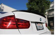 BMW 3-Series F80 F30 M3 Performance Rear Trunk Spoiler  Carbon FIBRE
