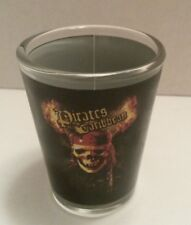 Pirates of the Caribbean First Gen Shot Glass Pirates Movie Shotglass