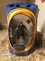 NEW ToyBiz Lord of the Rings Return of the King Frodo Goblin Disguise NIP MIB