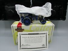 MATCHBOX COLLECTIBLES MODEL YAS03-M AVELING PORTER STEAM ENGINE