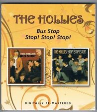 Hollies-Bus Stop/Stop!Stop!Stop!,CD mit 2 Original USA Alben von 1966/CD Neuware