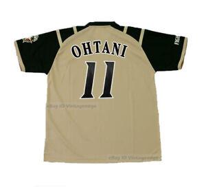 New Shohei Ohtani #11 Hokkaido Nippon Ham Fighters Baseball Jerseys Japan S-3XL