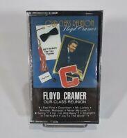 VTG Floyd Cramer Our Class Reunion New SEALED Cassette Tape 1987 RCA 5621-4-R
