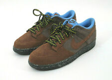 official photos 8c51c 994a3 2007 Nike SB Dunk Low Baroque Brown Rustic Black Blue Tweed 304714-228 Sz 12