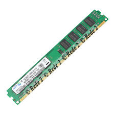 New Samsung 4GB PC3-10600U 1333Mhz DDR3 240Pin  Intel & AMD Low density Memory