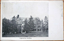 1906 Postcard: Engineering Building, Penn State - State College, Pennsylvania PA