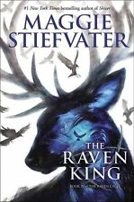 The Raven King (the Raven Cycle Book 4) by Maggie Stiefvater 9780545424981