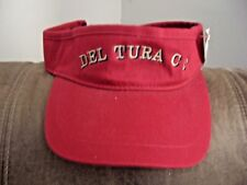 DEL TURA COUNTRY CLUB VISOR