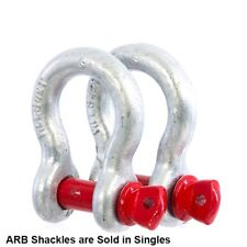 ARB RECOVERY SHACKLE ARB207E 25mmx29mm, 8.25T Working Load Limit, 1 Inch Pin