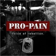 Pro-pain-voice of rébellion [Ltd. Digi] Digi