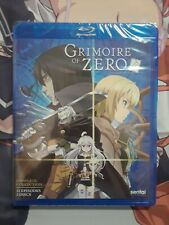 * New *  Grimoire Of Zero: Complete Collection - Blu-Ray set * Sealed *Anime