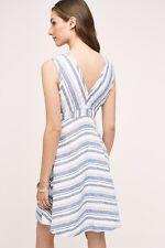 Bon Vivant Dress Size 8 Moulinette Soeurs NWT Linen Top Rated