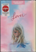 TAYLOR SWIFT Lover TARGET EXCLUSIVE CD Deluxe Version # 4 Sealed NEW w/ Journal