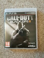 Call of Duty Bacalao Negro Ops 2 PS3 PLAYSTATION 3